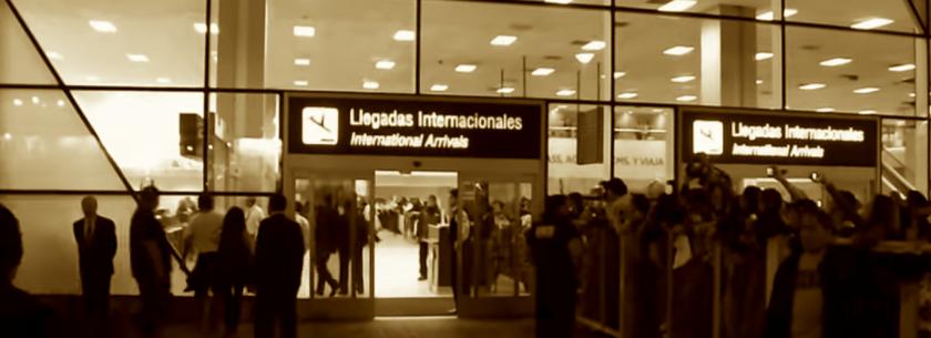 llegadas